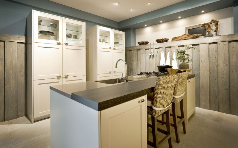 Magnolia keuken