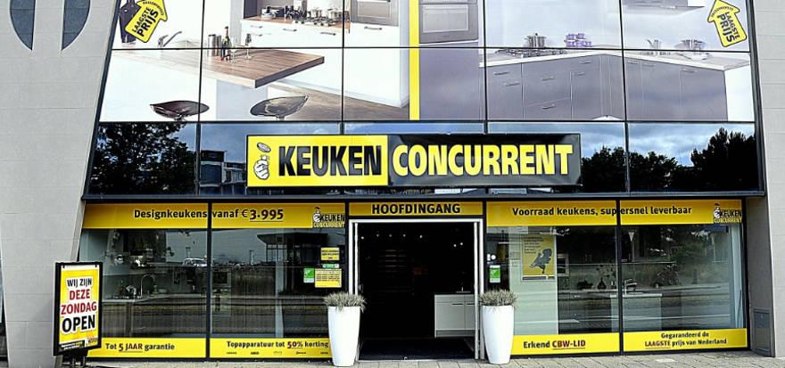 KeukenConcurrent Alkmaar