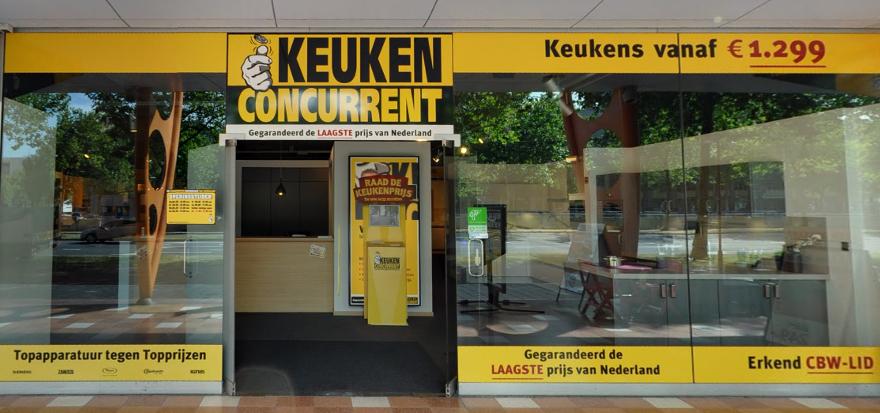 KeukenConcurrent Zoetermeer
