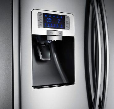 Samsung apparatuur bij KeukenConcurrent