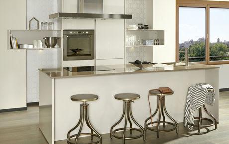 Magnolia keukens bij KeukenConcurrent