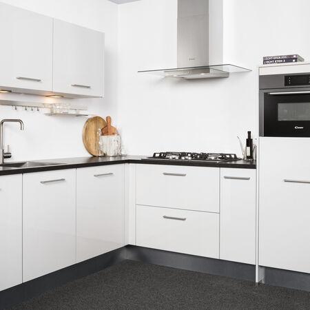 hoogglans keuken
