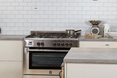 G-keukens - Keukenopstellingen