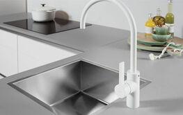 Design-keukenkraan
