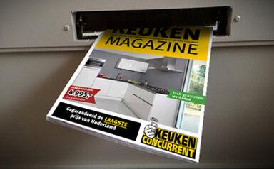 Magazine aanvragen