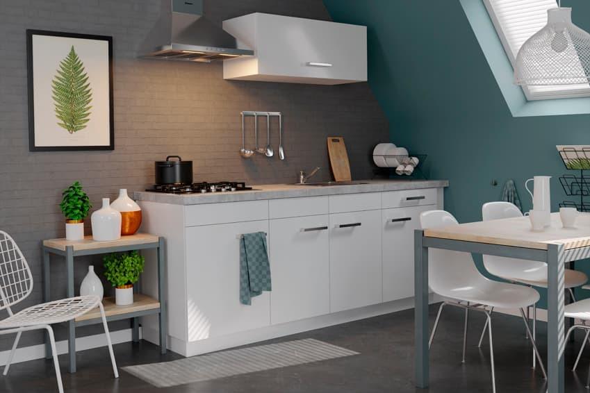Keukenblok - Keukenopstellingen