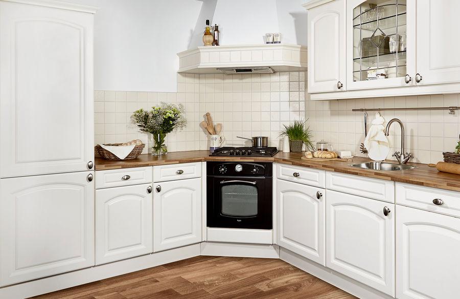 Landelijk Hoek Keuken : Landelijke hoekkeuken keuken rodius bij keukenconcurrent