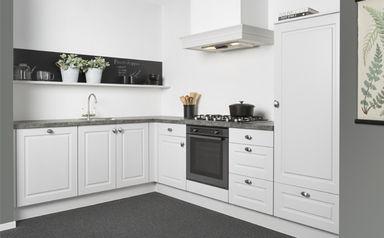 Witte Wasbak Keuken : Witte keukens hoogglans of mat keukenconcurrent