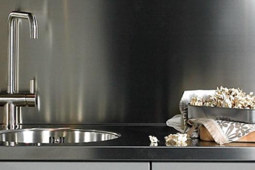 Rvs keukenblad met de beste afwerking keukenconcurrent