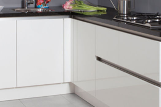 Keukenkast Zonder Greep : Greeploze keukens voor de laagste prijs