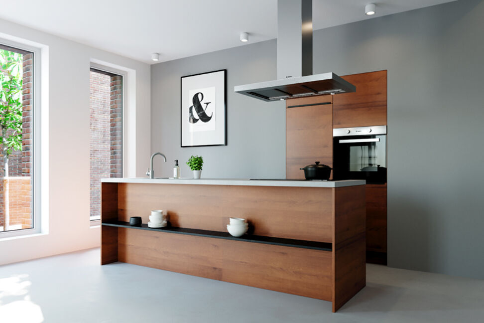 Kleine keuken - Keukenopstellingen